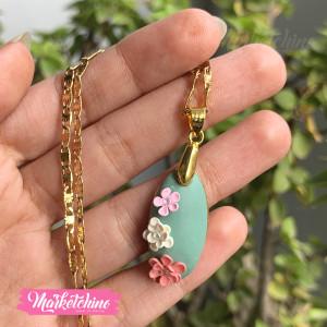 Necklace-Ovel