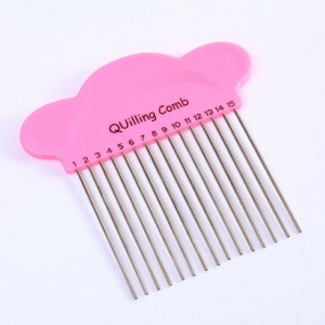Quilling Comb-Small