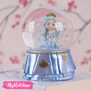 Snow Ball-Purple Girl