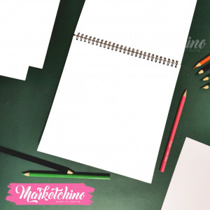 Sketch Book-Floral-Fabriano papers