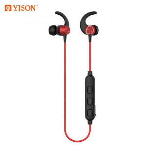 Yison-Wireless Earphones-Red
