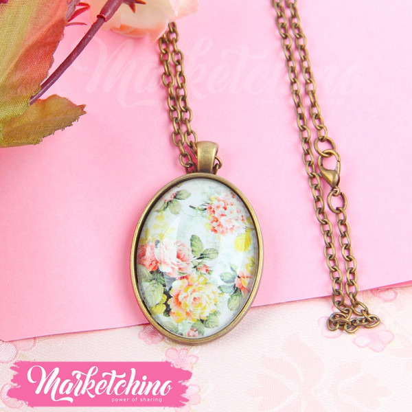 Necklace Flower-603