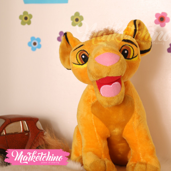 Toy-Simba-Small