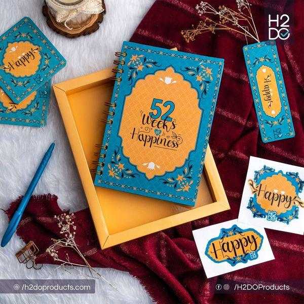 H2DO-52 Weeks-Happy Mustard