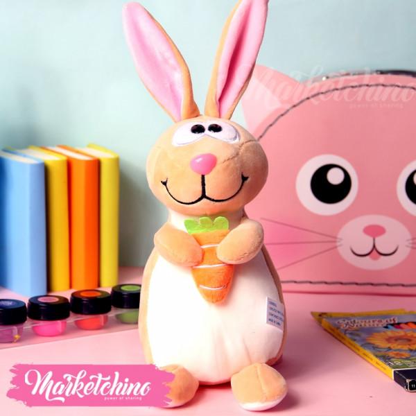 Toy Bunny-Yellow