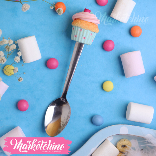 Cup Cake-Spoon