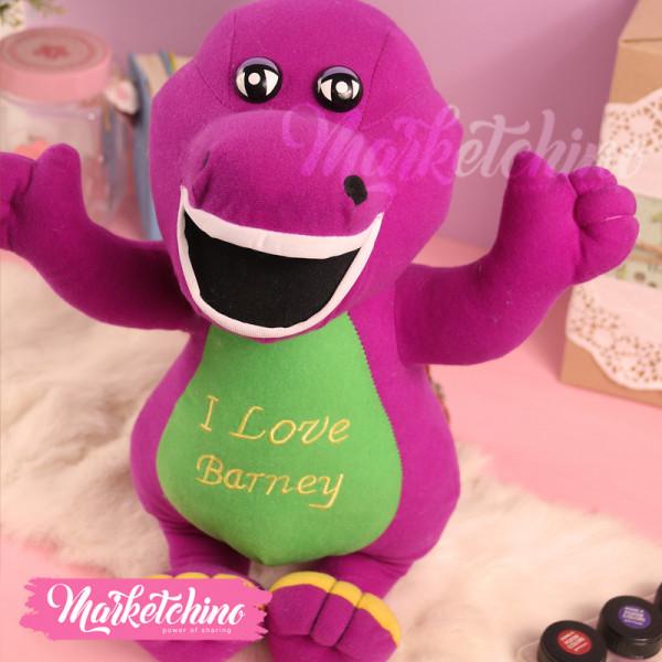 Toy-Barney-Purple