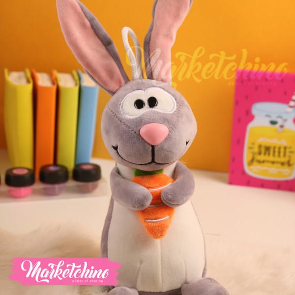 Toy-Bunny-Gray
