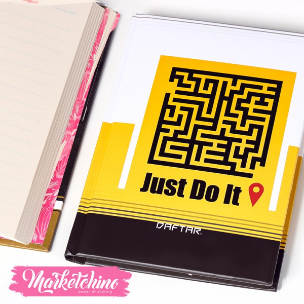 Notebook-Just Do It