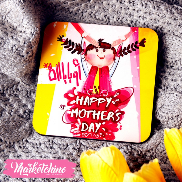 """Coaster""""Happy Mother's Day"""""""