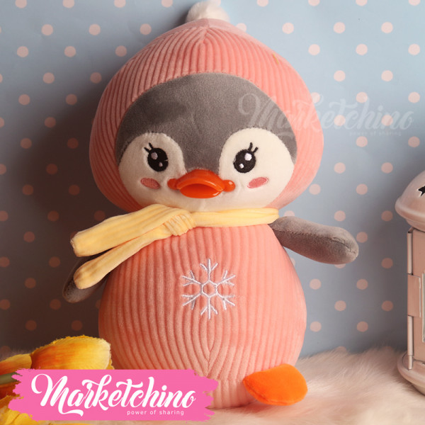 Toy Penguin-Pink 2
