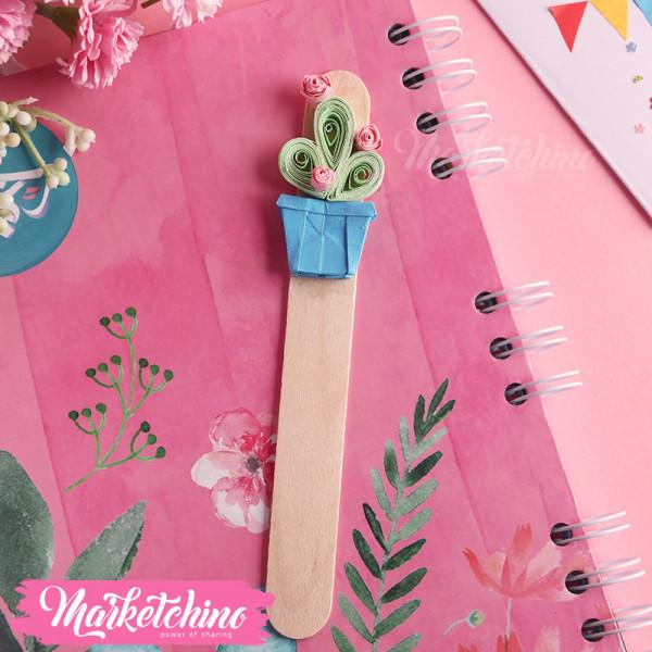 Bookmark-Flower