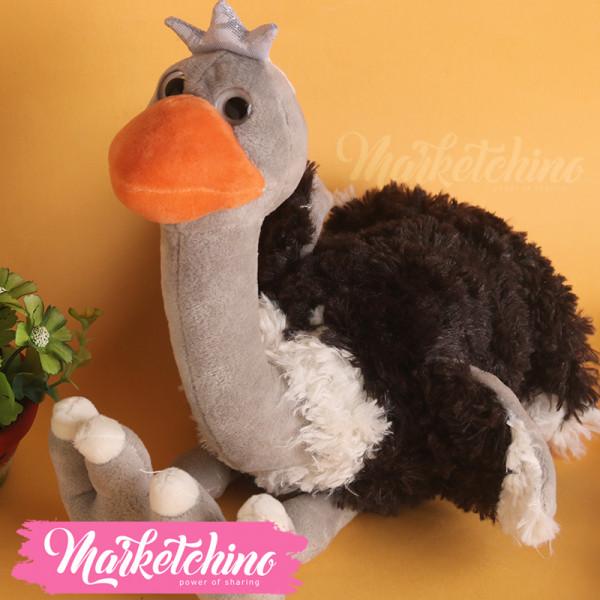 Toy ostrich