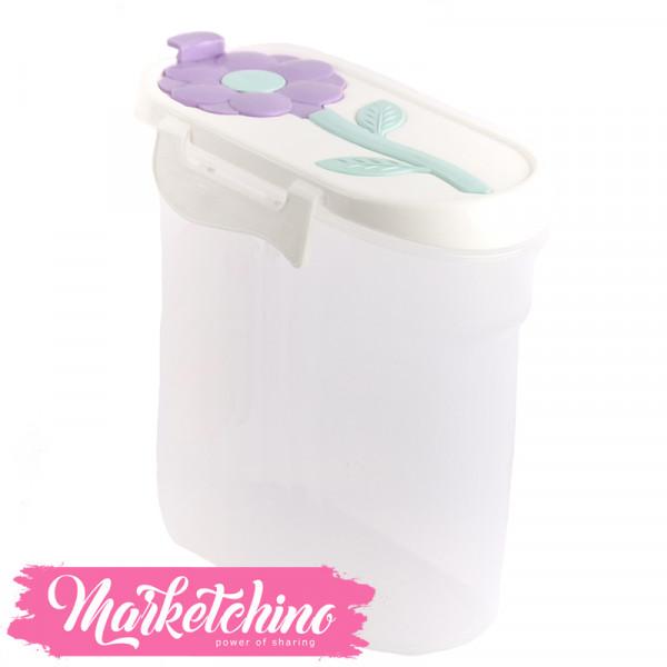 Plastic Storage Food-Purple(1.7 L)