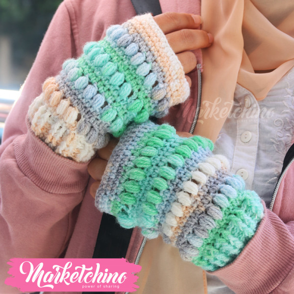 Gloves-Colorful