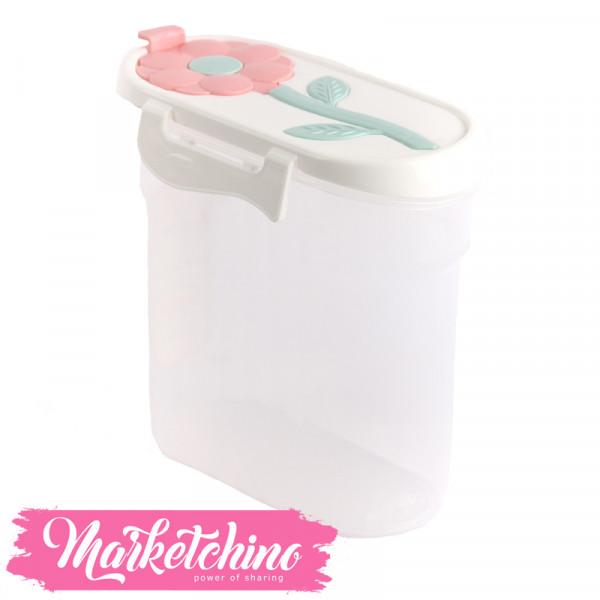 Plastic Storage Food-Pink(1.7 L)