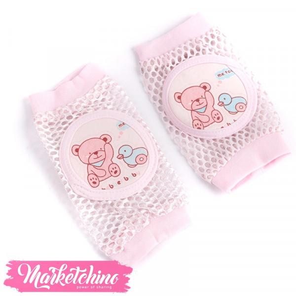 Baby Knee Protectors - Pink