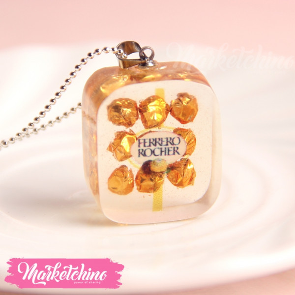 Necklace Ferrero Rocher