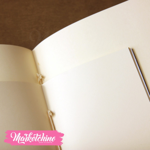 Sketch Book Veiled-Small
