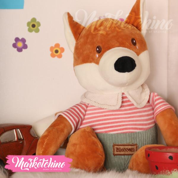 Toy-Fox In Green