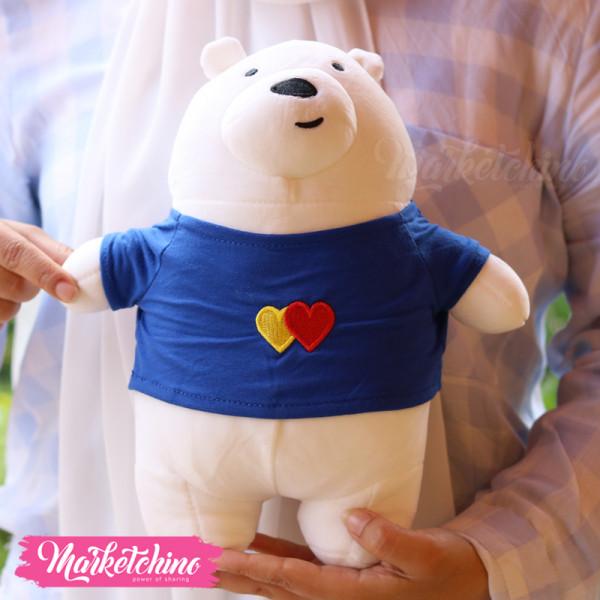 Toy- We Bare Bears-Ice Bear