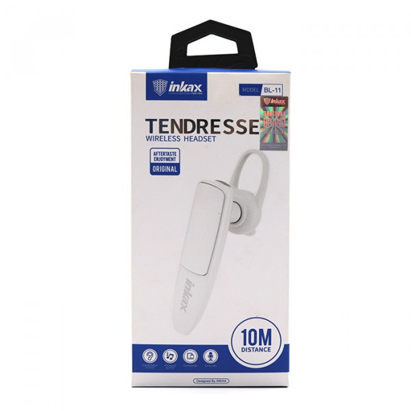 Inkax-Tendresse Wireless Headset(BL-11)White