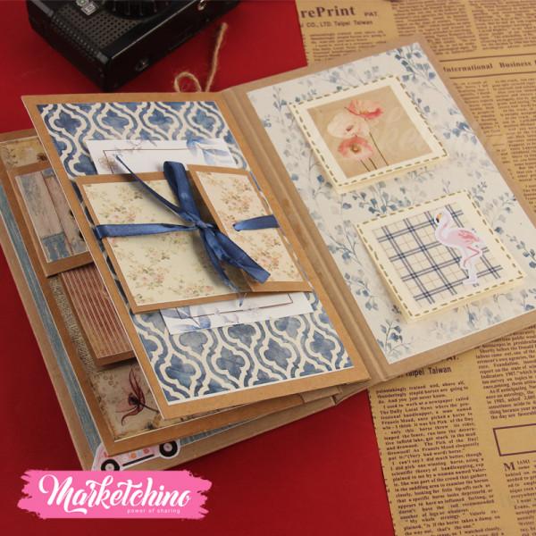 Mini-Scrapbook