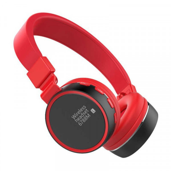 Wireless Headphone(6788M)Red