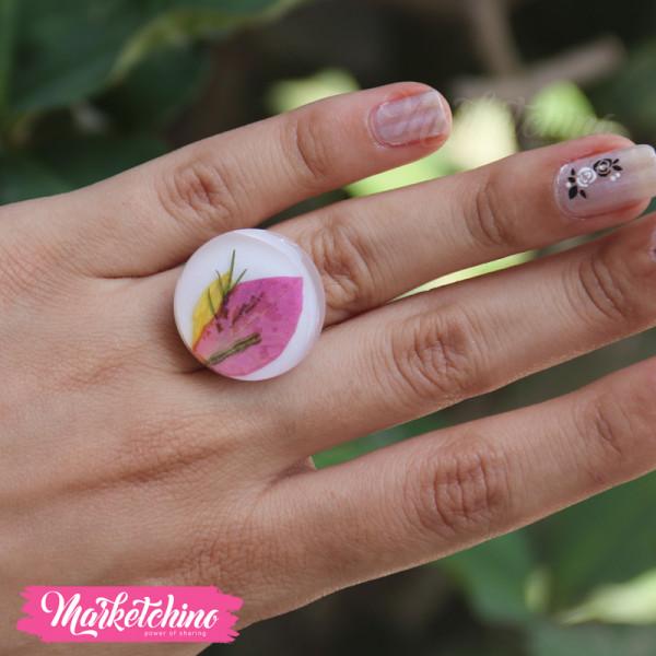 Ring-Flower-Resin